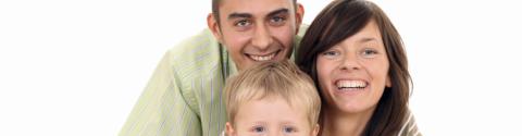 Foto teun en ouders groot